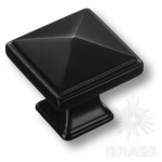 4222 0008 AL6 Ручка кнопка современная классика, черный