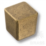 8151-831 Ручка кнопка современная классика, старая бронза