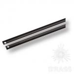 Штанга 1500 мм для замка 14.05.551-0, цвет чёрный, 14.05.560-6