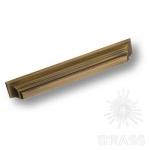 Ручка раковина современная классика, старая бронза 160 мм, 8880 0160 MAB
