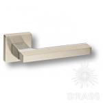 HA104RO11 NB-CR\NB AZUR Ручка дверная, никель/глянцевый хром