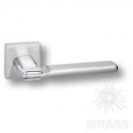 HA108RO11 CB-CR\CB ONIKS Ручка дверная, полированный хром/глянцевый хром