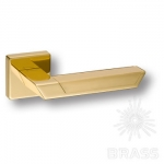 Ручка дверная, глянцевое золото/матовое золото, HA117RO11 GL-GL\GLB PANDORA