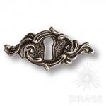 Ключевина декоративная, старое серебро, 15.658.11.16