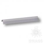Ручка погонаж (профиль) модерн, матовый хром 3 м, 7020.3000.030