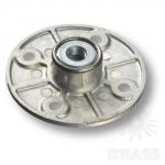 Втулка KEA с круглым основанием, M10, цамак, 11.07.006-0