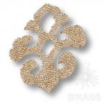 Swarovski elements Декоративная накладка Valentina, цвет золотой, 702812-001GSHA Swarovski elements