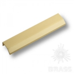 Ручка скоба модерн, матовое золото 160 мм, 8920 0160 BB