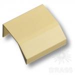 Ручка кнопка модерн, матовое золото 32 мм, 8920 0032 BB