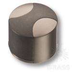 DS1005 0035 BBN-P6 стопор для двери, чёрный матовый никель 35 мм