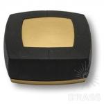 Стопор для двери, мтаовое золото 53 мм, DS1010 0053 GLB-P6