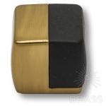 Стопор для двери, матовое золото 34 мм, DS1015 0034 GLB-P6