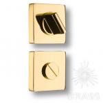 Накладка с поворотной кнопкой, глянцевое золото, RO11W6 GL ROSET