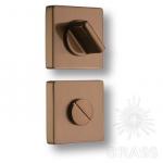 Накладка с поворотной кнопкой, матовое розовое золото, RO11W6 RSB ROSET