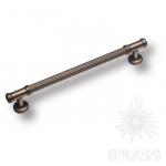 Ручка скоба современная классика, бронза 192 мм, 4665 0192 AVM-AVM