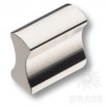 Ручка кнопка модерн, анодированное серебро, PI18-65