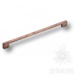 OLTRE PON/320-RC Ручка скоба современная классика, ржавая медь 320 мм