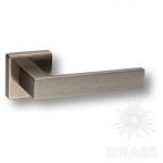 Ручка дверная, античное серебро, HA124RO11 AIB FOSIL