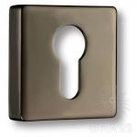 RO11Y BN ROSET Накладка с цилиндрическим отверстием для ключа, чёрный никель