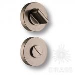 Накладка с поворотной кнопкой, античное серебро, RO12W6 AIB ROSET